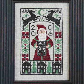 2006 Limited Edition Santa (CHART ONLY)