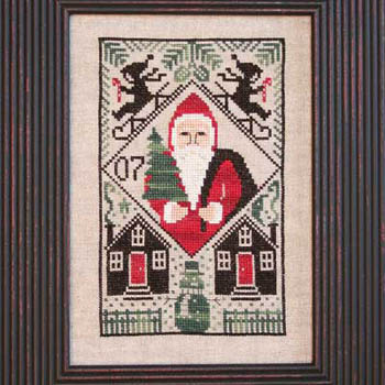 2007 Limited Edition Santa (CHART ONLY)