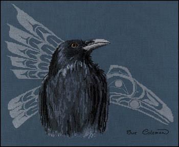 Native Raven