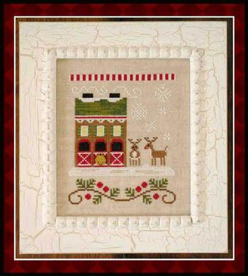 Santa's Village 6-Reindeer Stables