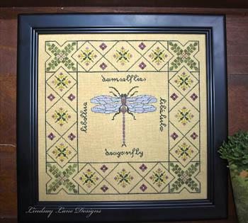 Dragonfly Garden Sampler