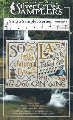 Sing A Sampler 3