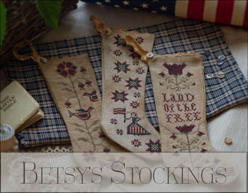 Betsy's Stockings