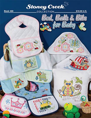 Bed, Bath & Bibs For Baby