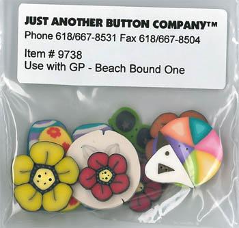 Beach Bound One Button Pk (9738.G)