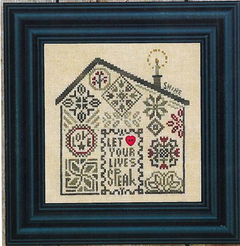 Quaker Home-Let Your Lives Speak