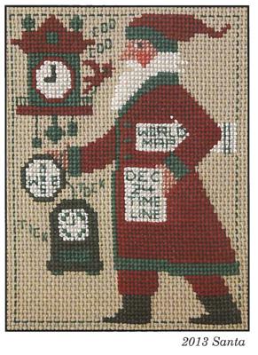 2013 Schooler Santa