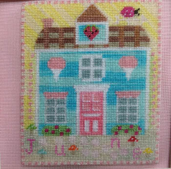Sugar Shack June-Cotton CandyCabin