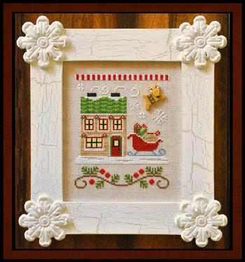 Santa's Village 9-Santa's Sleighworks