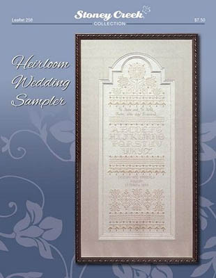 Heirloom Wedding Sampler