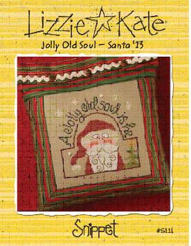 Jolly Old Soul-Santa 2013