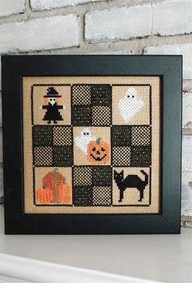 Halloween Nine Square