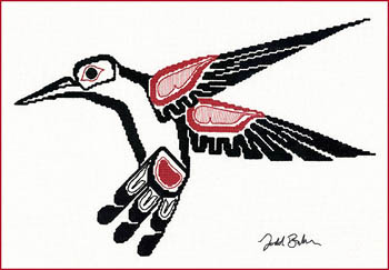 Salish Hummingbird