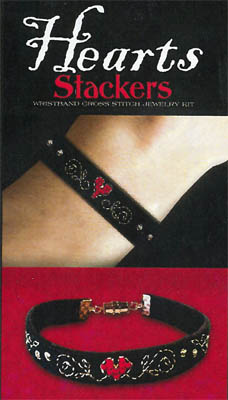Hearts Wristband Stacker Kit