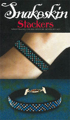 Snakeskin Wristband Stacker Kit