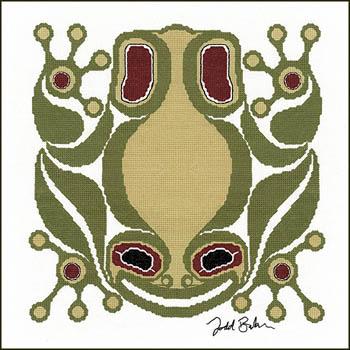 Squamish Frog
