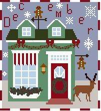 Sugar Shack December-Gingerbread Giveaway