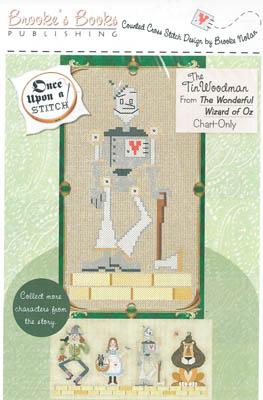Wonderful Wizard-Tin Woodman