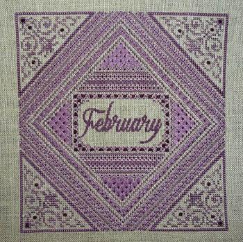 Amethyst-February