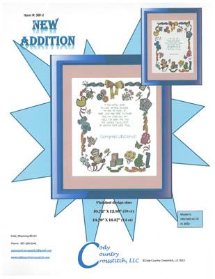 New Addition (Birth Sampler)