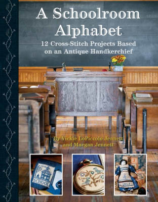 Schoolroom Alphabet (96pgs)