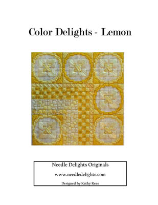 Color Delights-Lemon