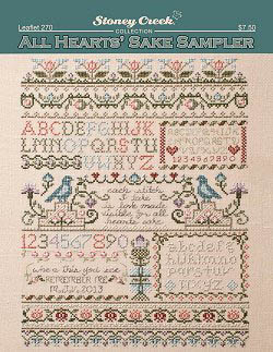 All Heart's Sake Sampler