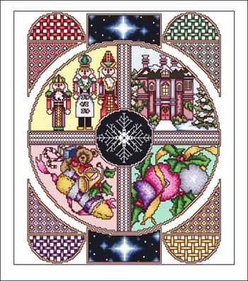 Circle Series Christmas