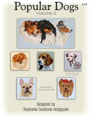 Popular Dogs Volume 6