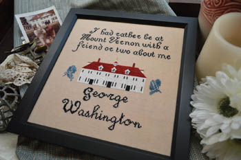 George Washington's Mt Vernon