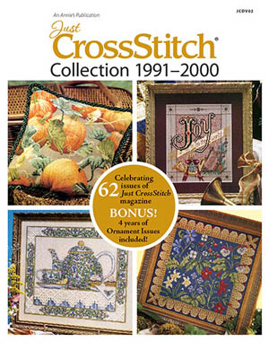 Just CrossStitch Coll. DVD (1991-2000)