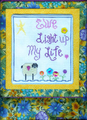 Ewe Light Up My Life (w/emb)