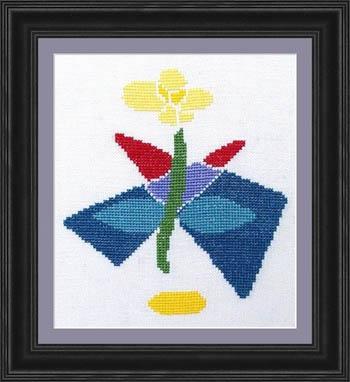 Contemporary Flower