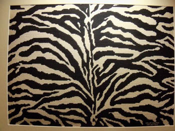 Markings Of The Zebra