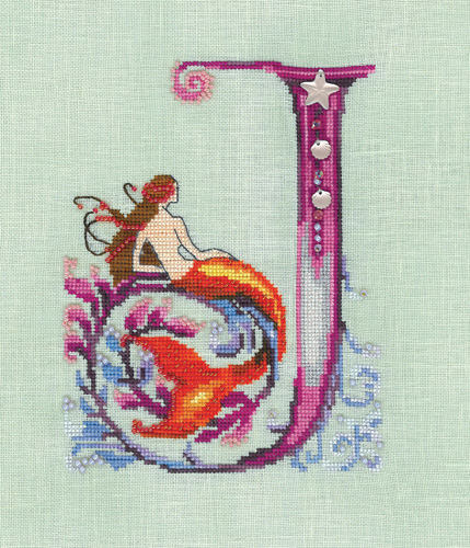 Letters From Mermaids-J