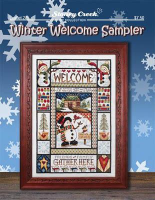 Winter Welcome Sampler