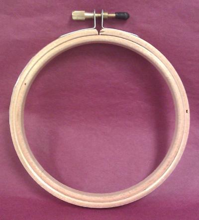 Wood Embroidery Hoop 4