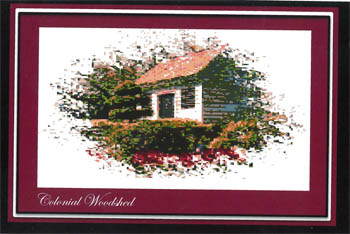 Colonial Woodshed (Colonial Series 4)