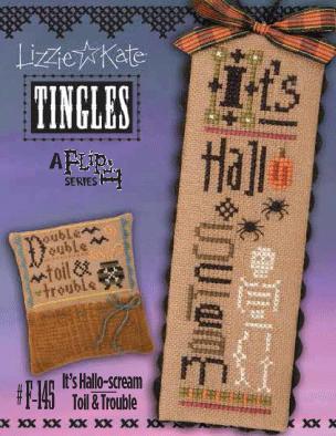 Tingles-It's Hallo-Scream/Toil& Trouble