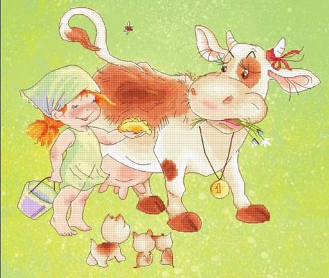 Give A Cow A Pancake (Babok)