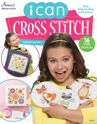 I Can Cross Stitch (Soft Cover