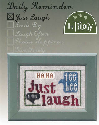 Daily Reminder-Just Laugh