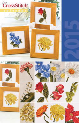 Just CrossStitch Calendar 2015