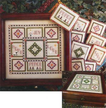 Advent Box (w/ornaments)