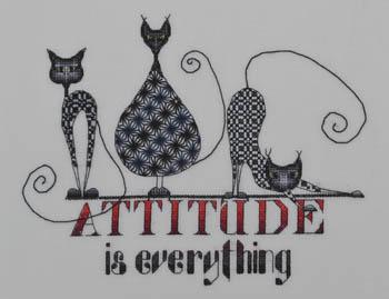 Cat-Attitude