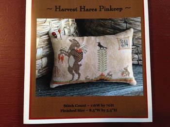 Harvest Hares Pinkeep