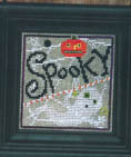Spooky Spinners-Spooky Said The Ghost