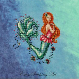 Aurelia The Little Mermaid