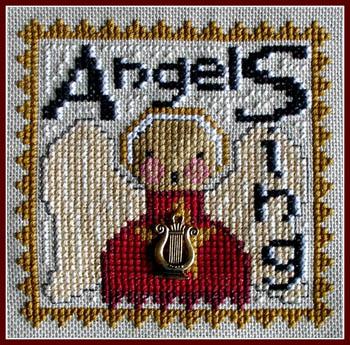 Angels Sing (w/chms)