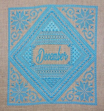 December Turquoise